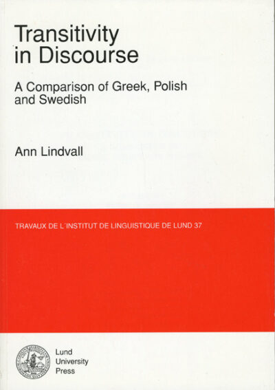 Transitivity in discourse