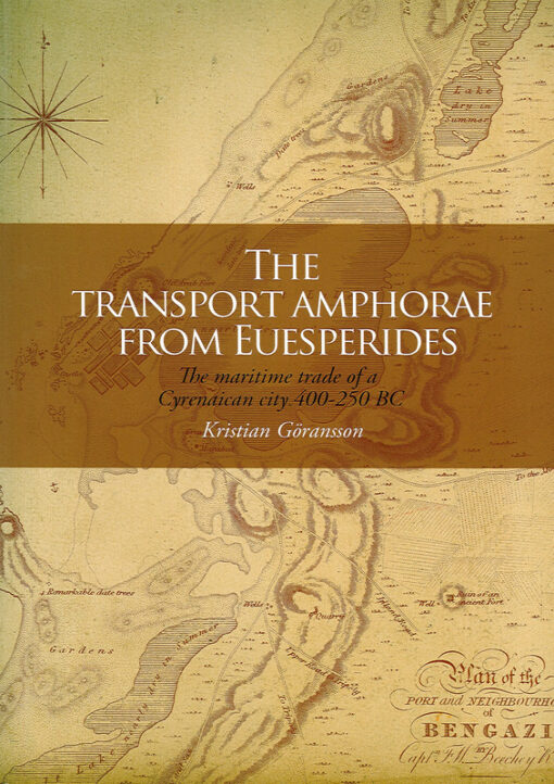 The Transport Amphorae from Euesperides