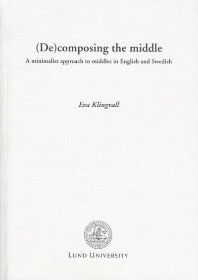 (De)composing the middle