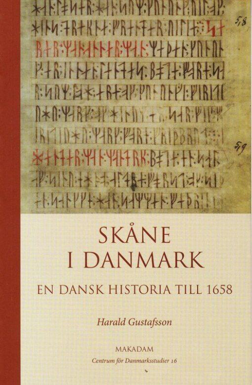 Skåne i Danmark