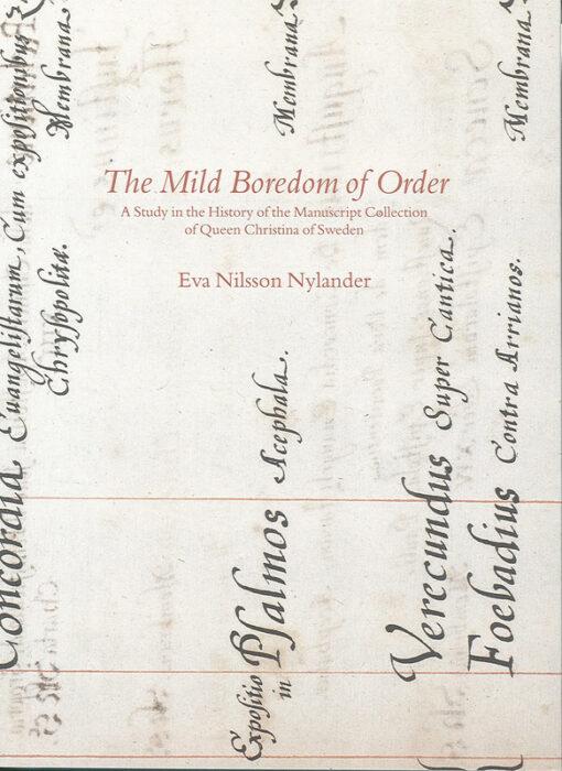 The Mild Boredom of Order