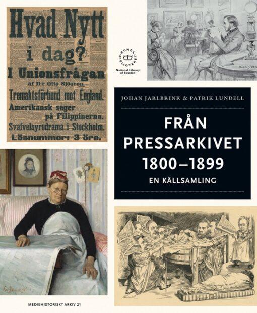 Från pressarkivet 1800-1899