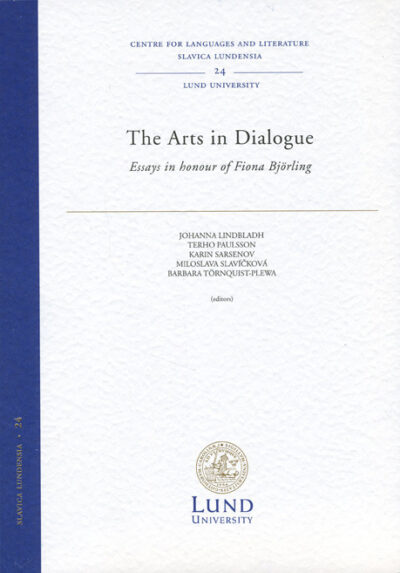 The Arts in Dialogue