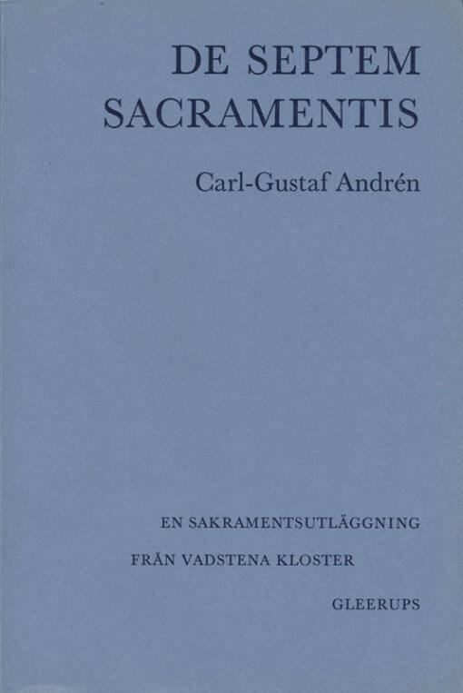 De septem sacramentis