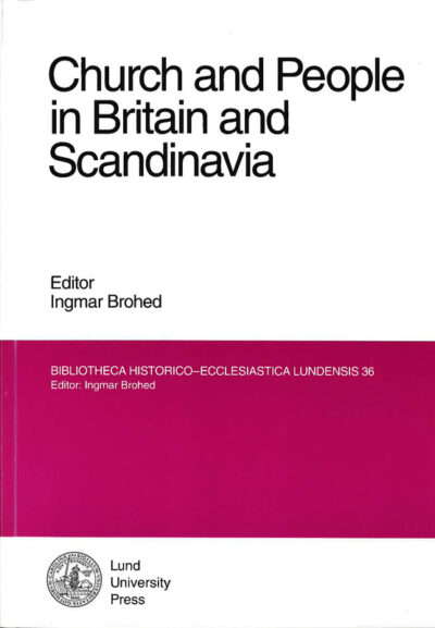 Church and people in Britain and Scandinavia