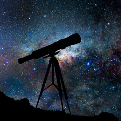 Astronomi och teoretisk fysik