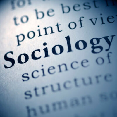Research Report in Sociology