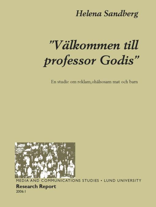 Välkommen till Professor Godis