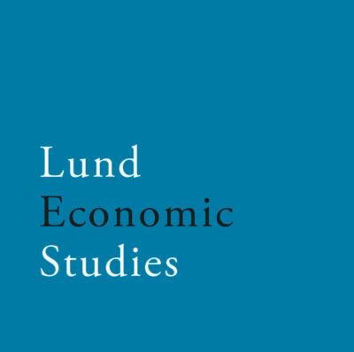 Lund Economic Studies
